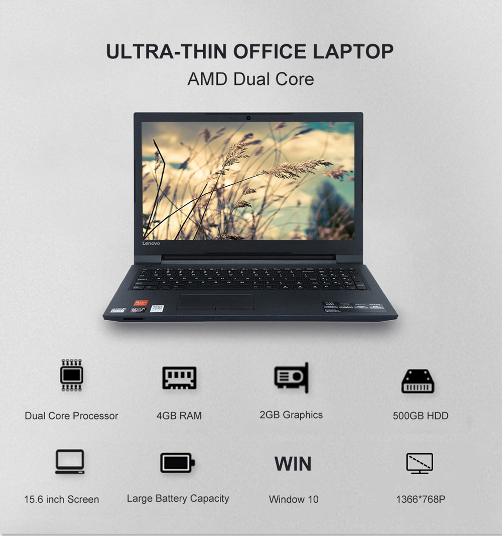 Lenovo V110 Office Laptop