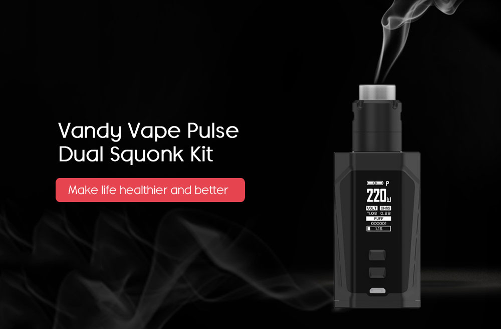 Vandy Vape Pulse Squonk Kit