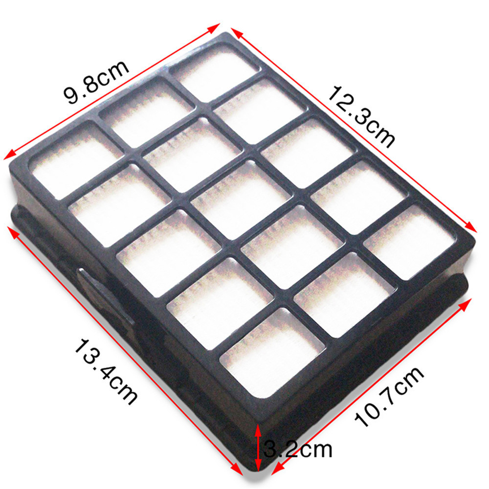 For Samsung DJ97-00492A Vacuum CleanerHEPA Filters and Sponge Kit Replacements- Multi-A