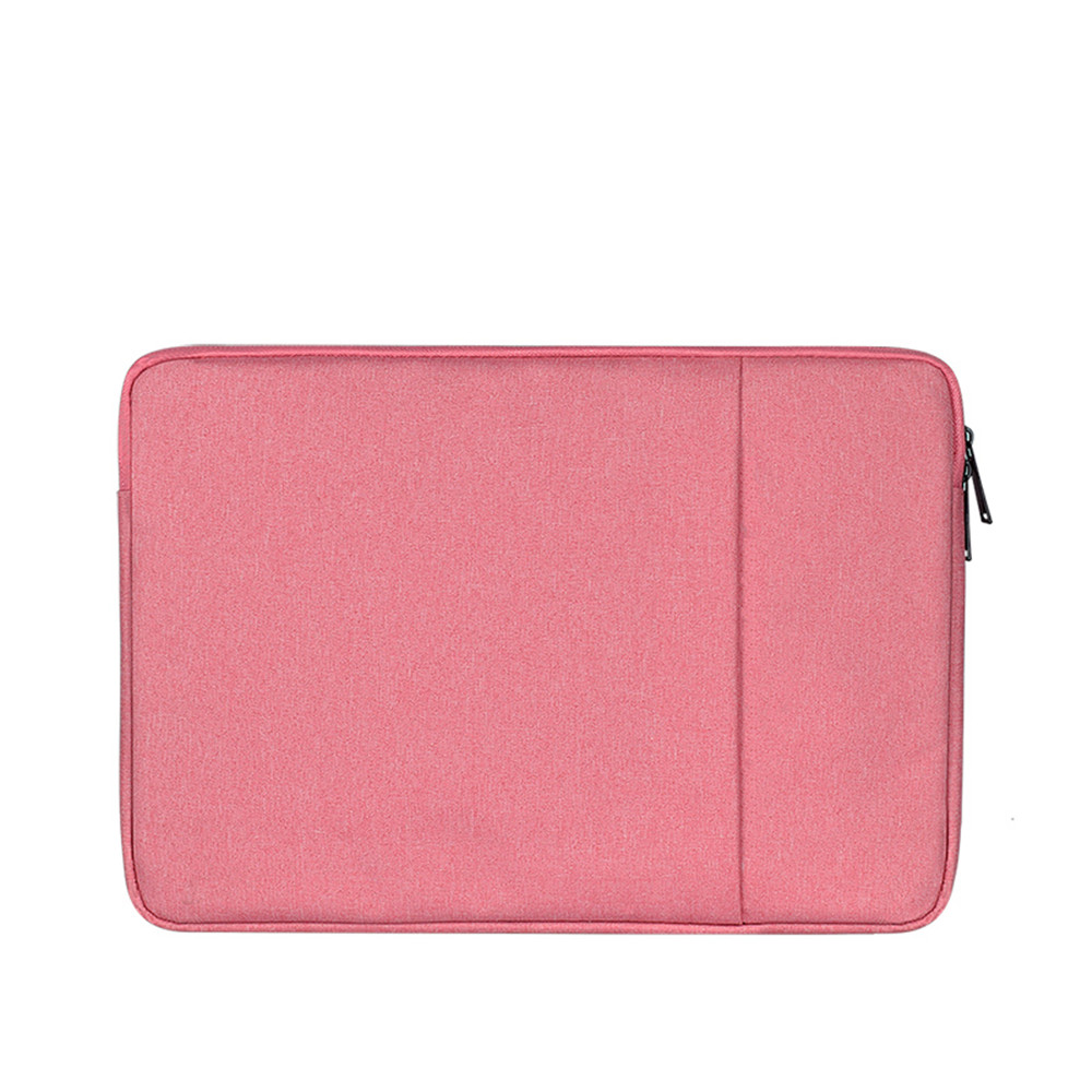 "For 14/""-15/"" inch Laptop Sleeve Bag PU Leather Protective PC Tab Cover Case USA"