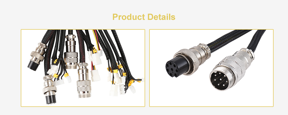 Creality3D Extension Cable Upgrade Kit for CR - 10 / 10S / S4 / S5 3D  Printer