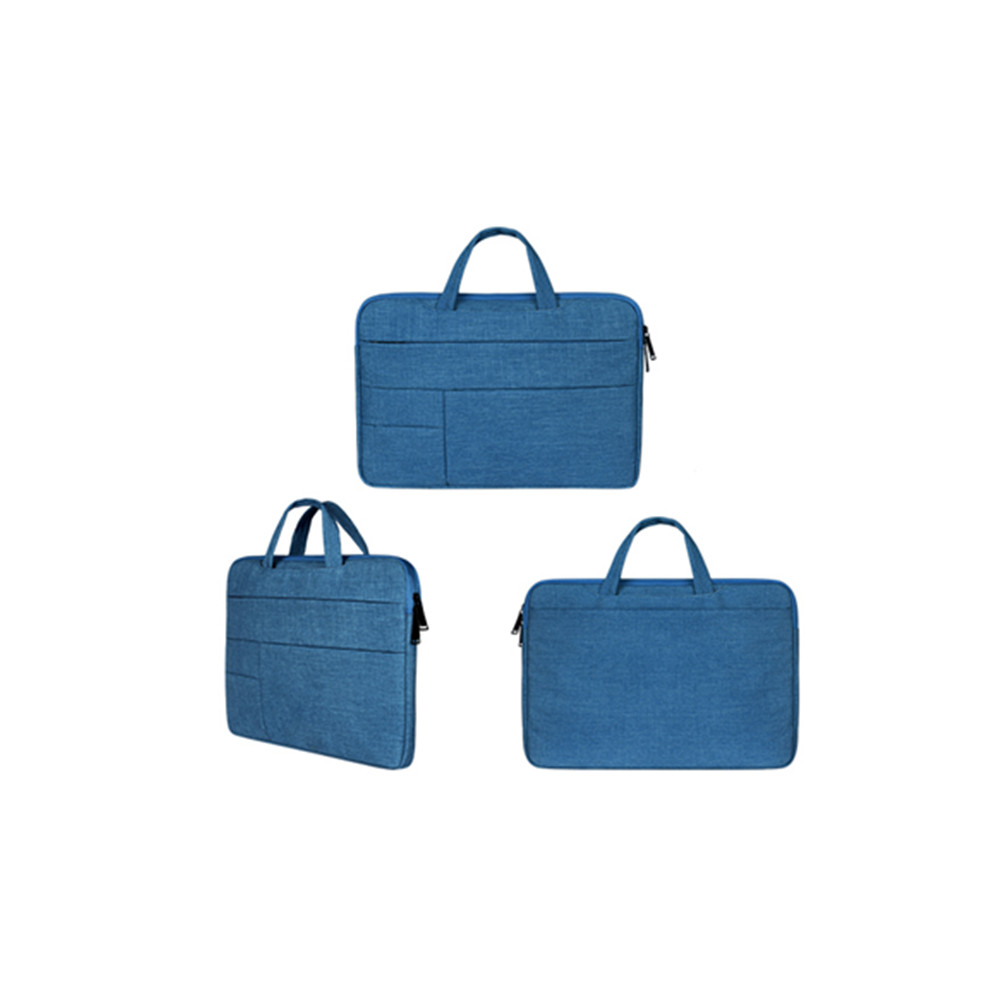 Zipper Portable Protect Notebook Computer Bag for Haier 13.3 Inch-ND05S- Blue