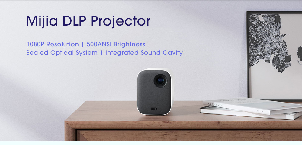 Top 3 Xiaomi-Branded Projectors You Can Buy at Lowered Prices