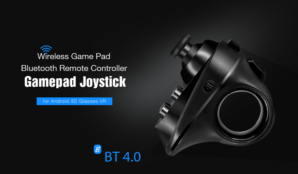 Wireless Game Pad Bluetooth Remote Controller Gamepad Joystick