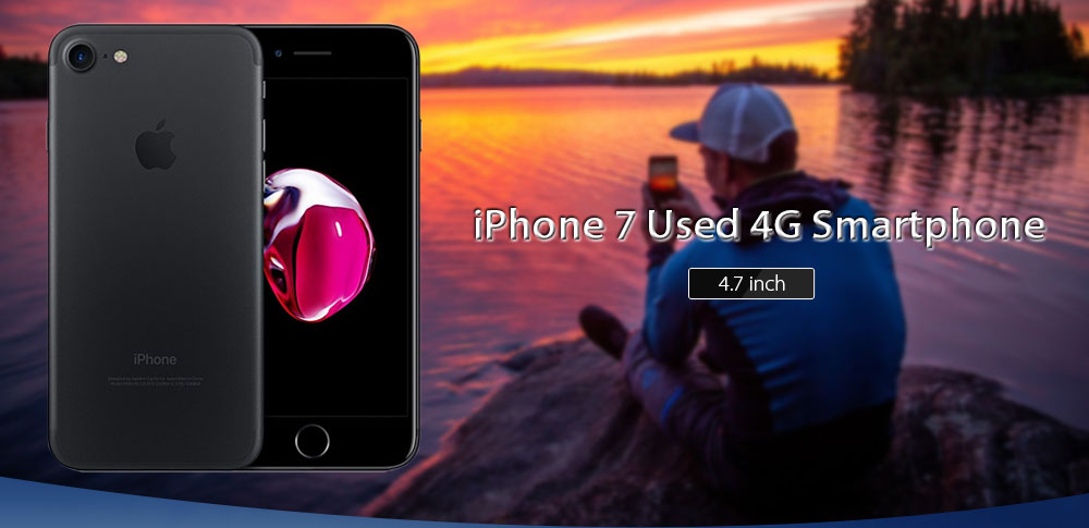 (Used) iPhone 7 4 7 inch 4G Smartphone