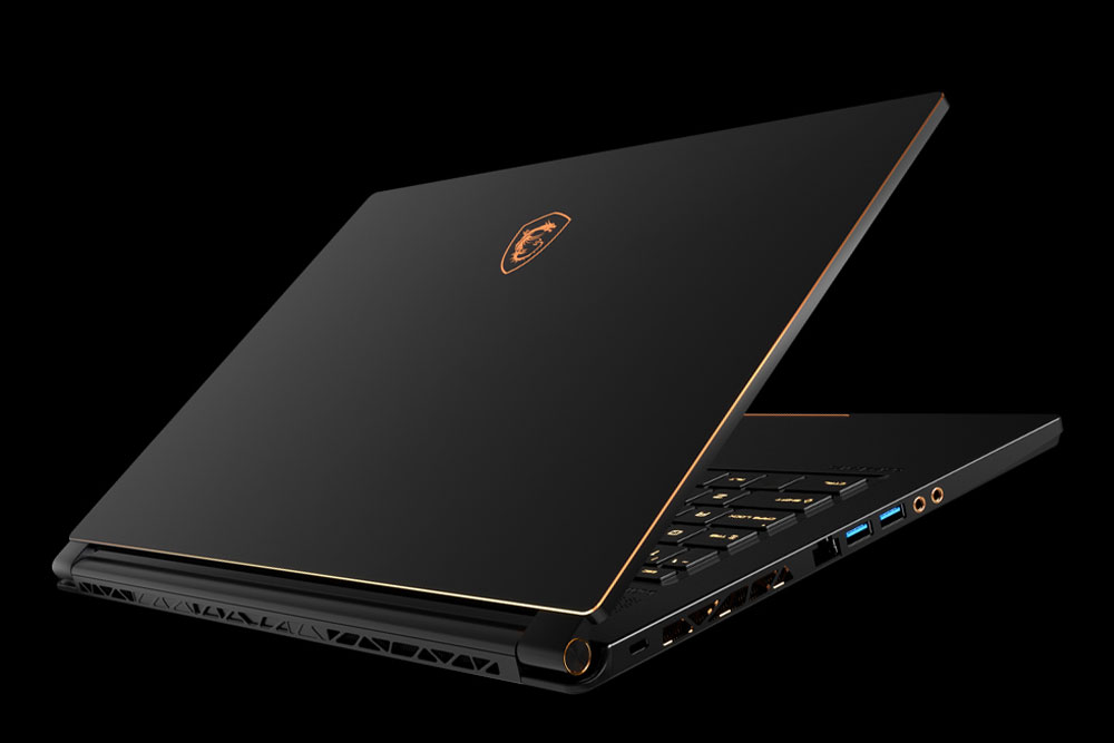 MSI GS65 Stealth Thin 8RF-012CN Gaming Laptop