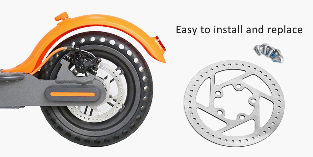 Dreamitpossible Brake shoes For Brake Discs Discs for M365 Xiaomi