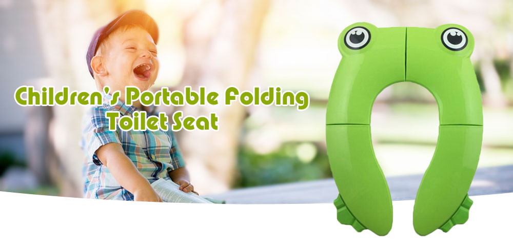 Astonishing Childrens Portable Folding Toilet Seat Pabps2019 Chair Design Images Pabps2019Com