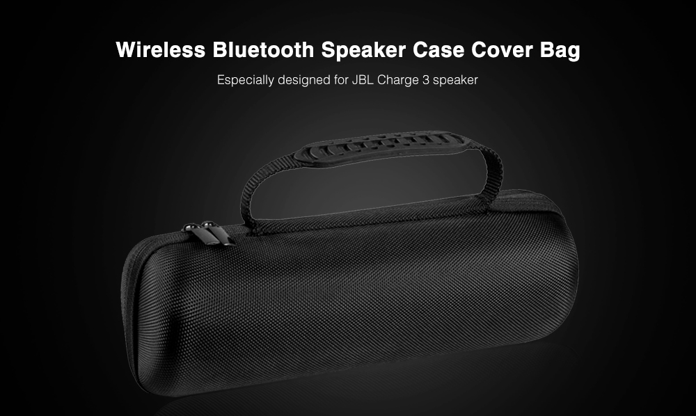 5 - YX1758 Wireless Bluetooth Audio Dual Case Cover for JBL Charge 3