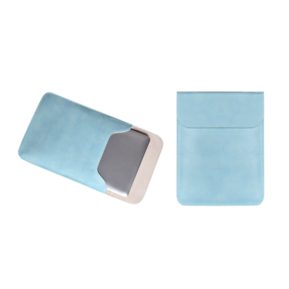 PU Protective Cover for Laptop Inner Cover for Dell 11.6 Inch- Powder Blue
