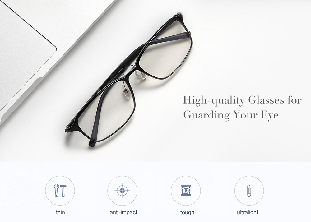 TS Protective Anti-blue-ray Glasses from Xiaomi mijia