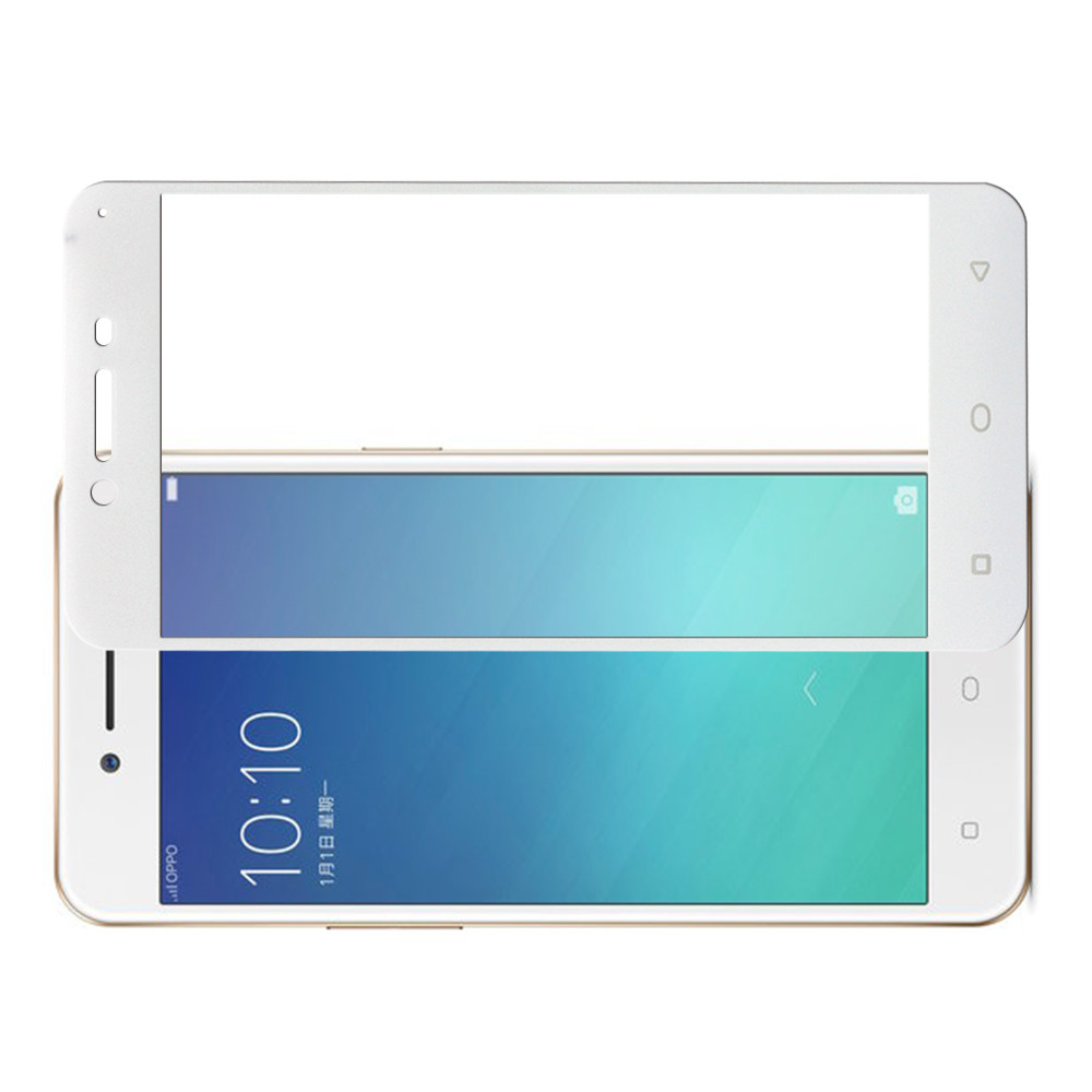 Grinded Toughened Glass Film with Strengthening for Oppo A37