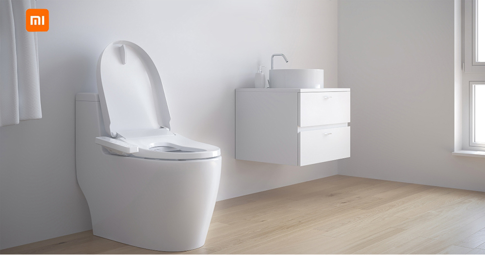 Wondrous Smartmi Smart Toilet Seat Xiaomi Ecosystem Product Uwap Interior Chair Design Uwaporg