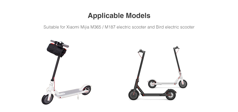 Vertical Shock Absorber Cushion 2PCS for Xiaomi Mijia M365 / M187 Electric  Scooter