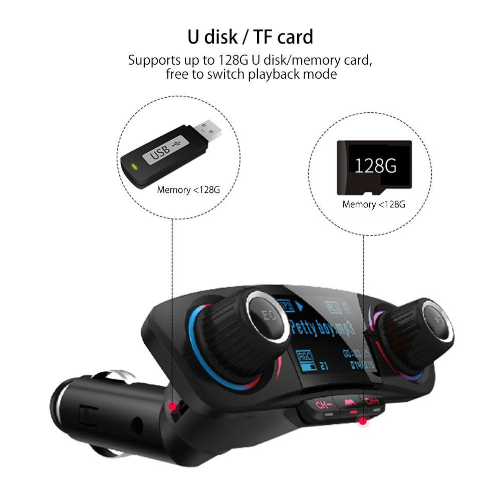Multifunctional Car Mp3 Player Bluetooth Hand Free Receiver Sale Price Reviews Gearbest