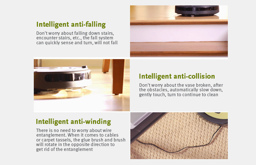 Robot de balayage intelligent Roomba 529 d'iRobot- Champagne Or