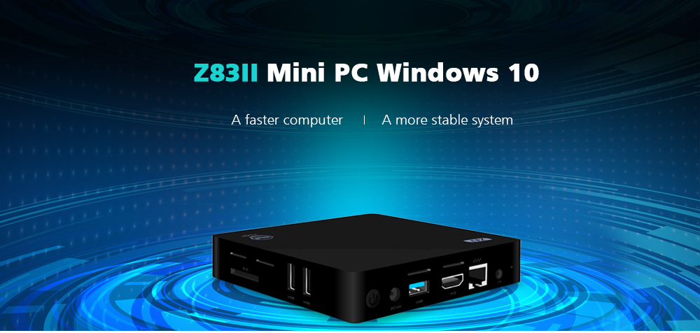 Z83II Mini PC /4+64G