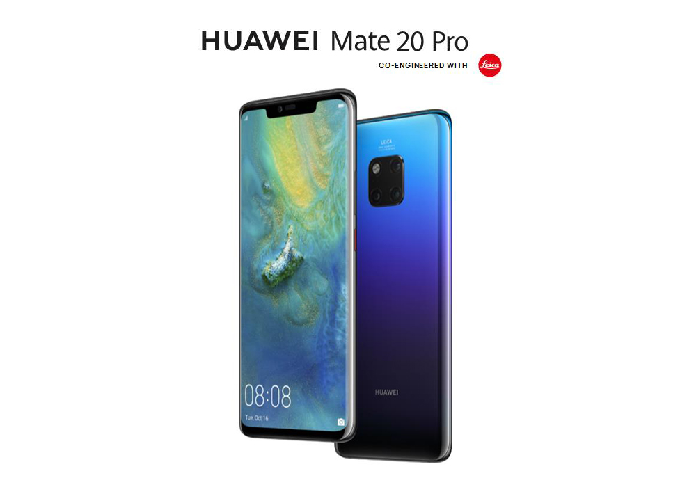 HUAWEI Mate 20 Pro 6+128GB Global Version