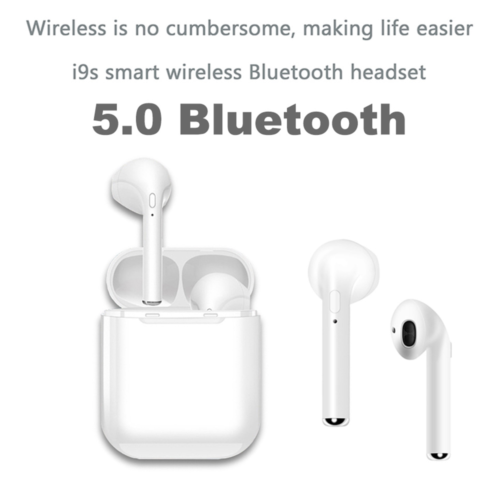 liedao I9S TWS Wireless Earphone Portable 5 0 Bluetooth Invisible Earbuds