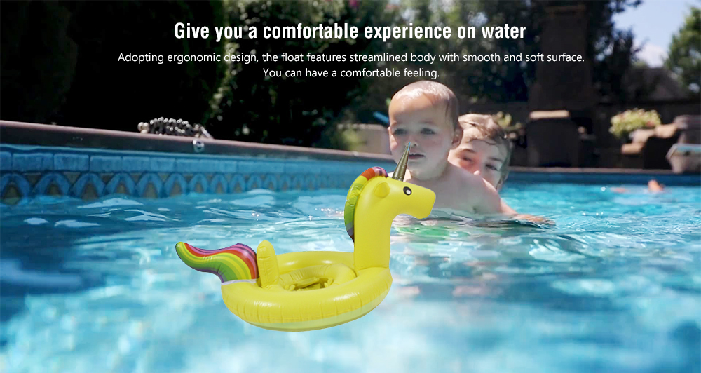 INFLATABLE BLOW UP DUCK 42cm ANIMAL TOY SWIMMING POOL KIDZ TOY NOVELTY LARGE UK