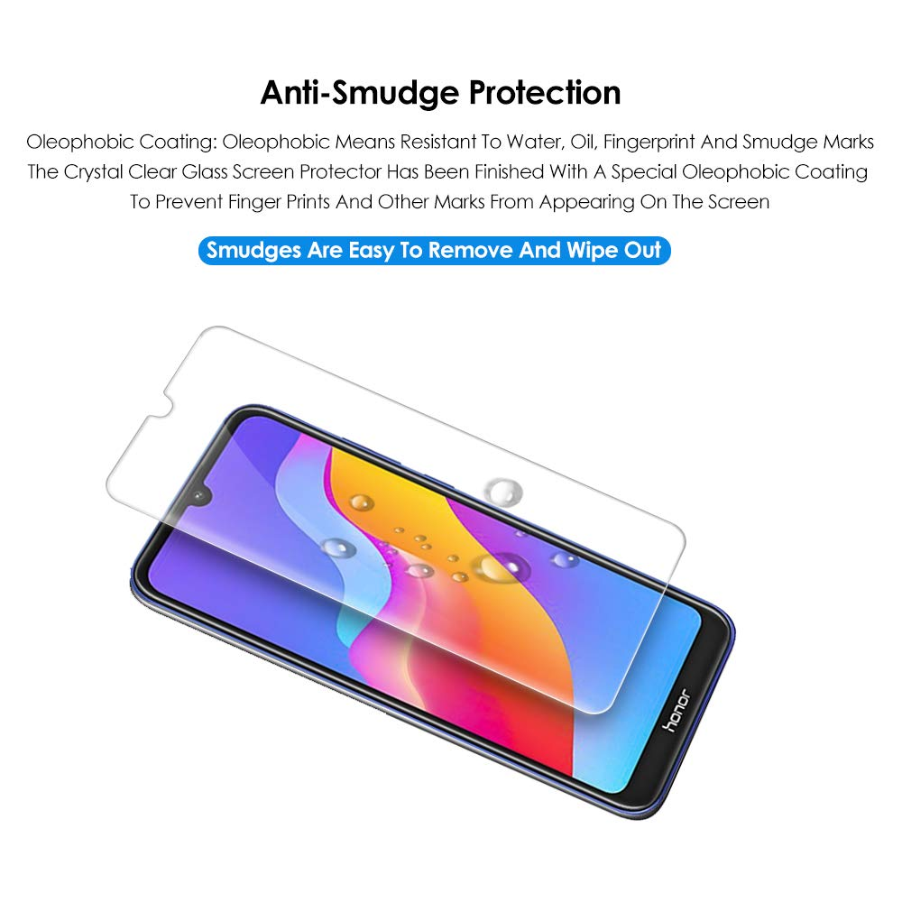 HD Transparent Screen Protector for Huawei Y5 2019