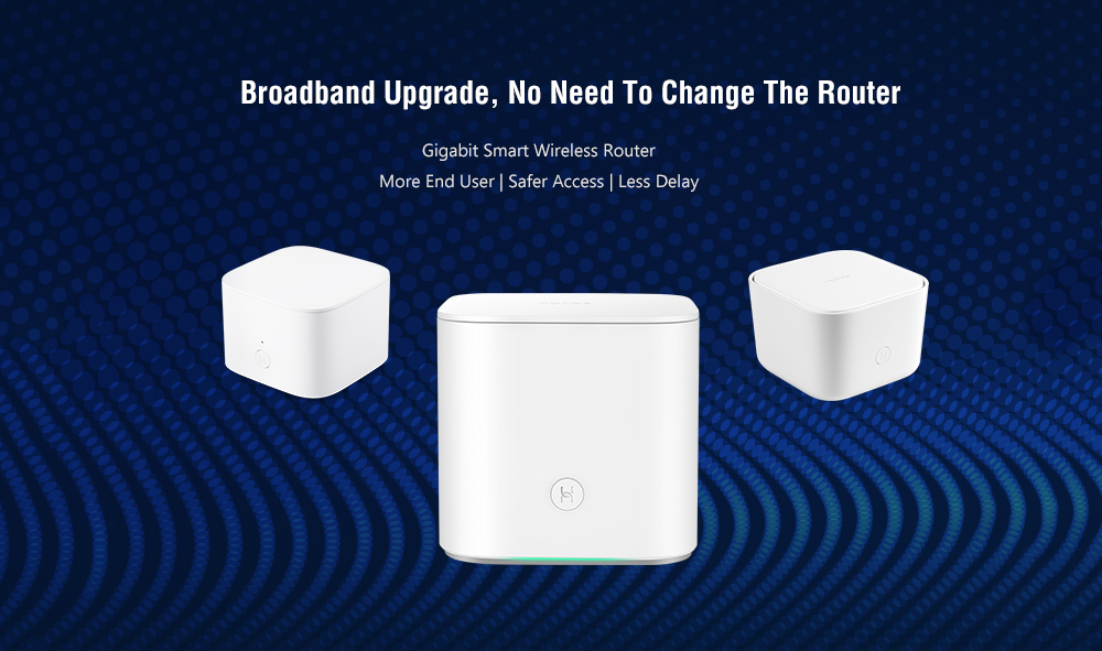 HUAWEI Honor Pro WS851 Smart Wireless Router Dual Band