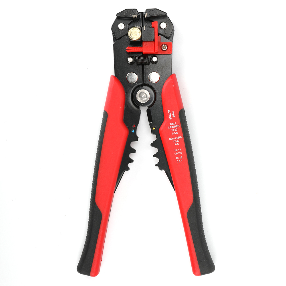 """8/"""" 5mm High Carbon Steel Cable Wire Cutters Heavy Duty Pro Cutting Tools"""