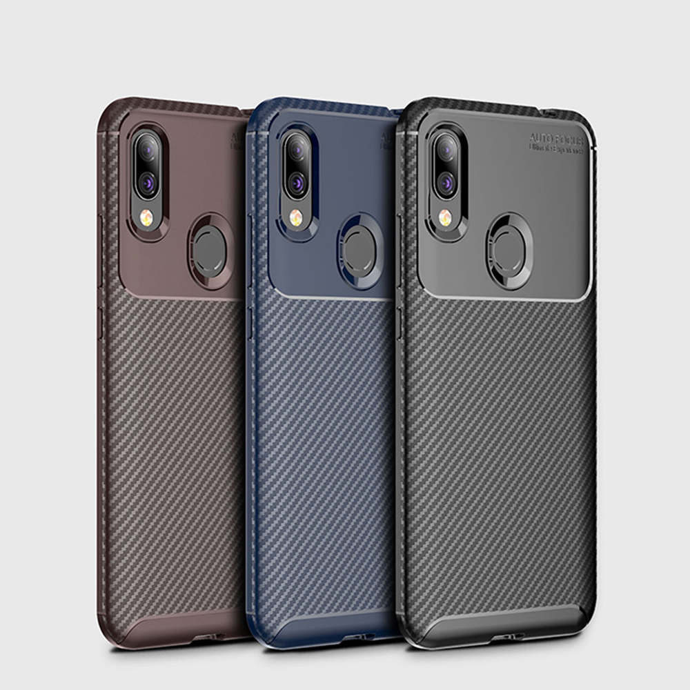 Play Fast Back Cover for Redmi Y3
