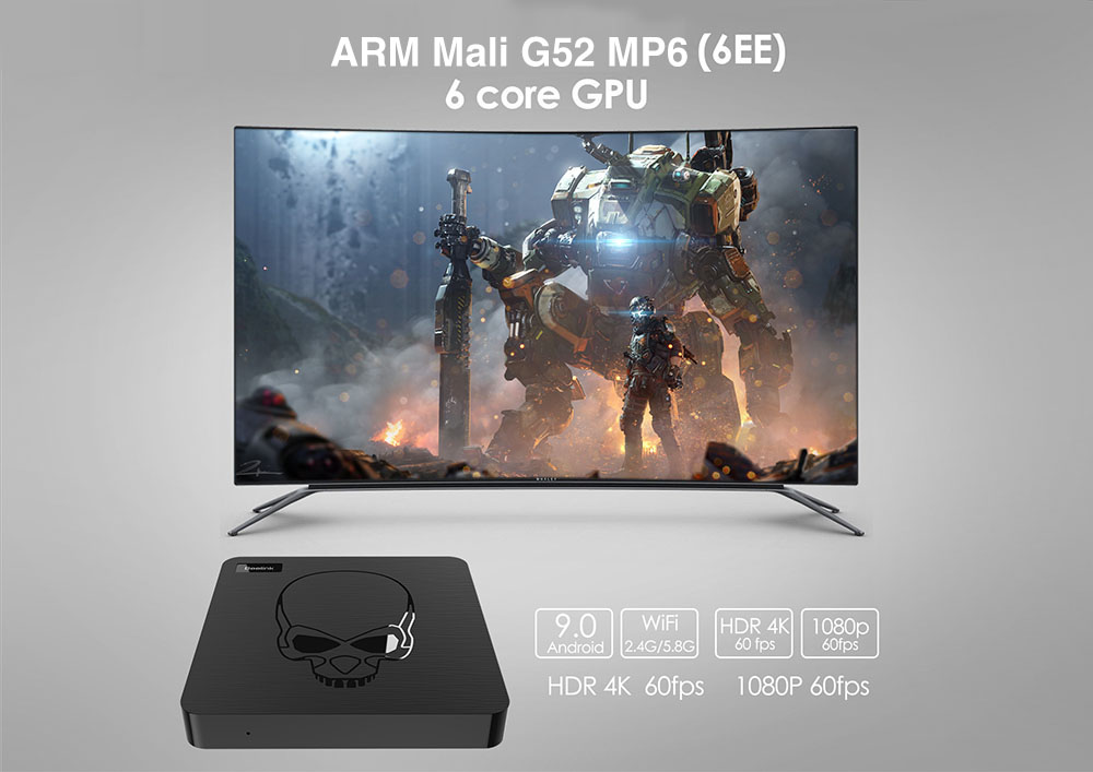 BEELINK GT-KING TV Box - The Most Powerful On Launch Sale! 5