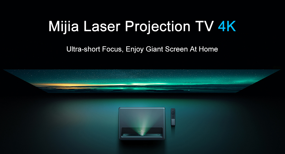 Video Proiettore Laser 4k