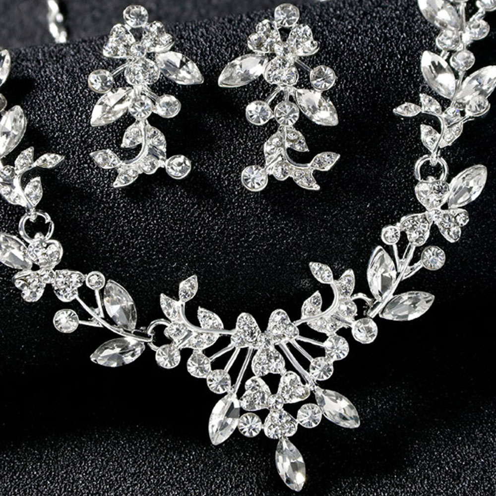 FEIS Fashion personality Necklace SetNecklace Set-C- Silver