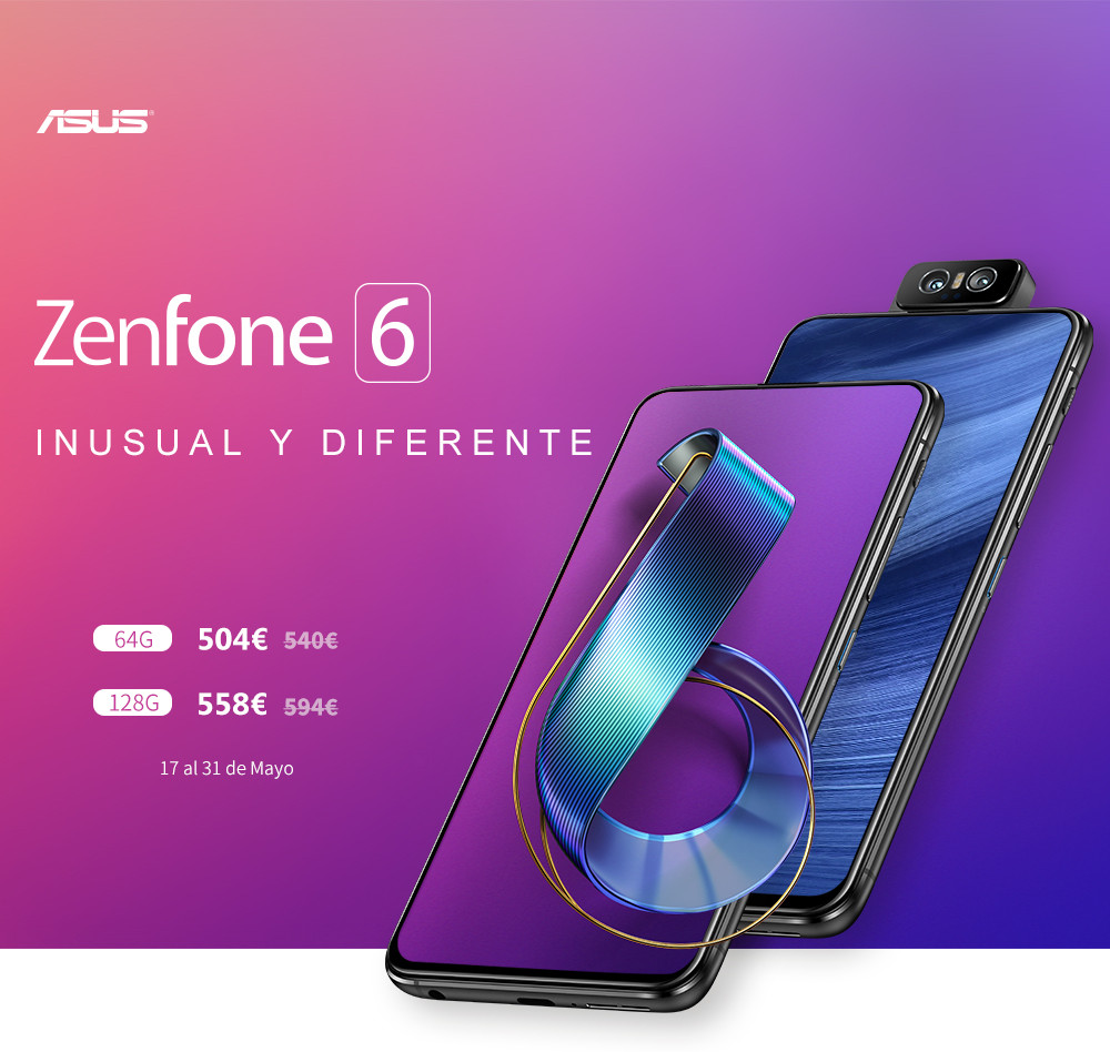 📱 ASUS Zenfone 6 | 6+128GB Global