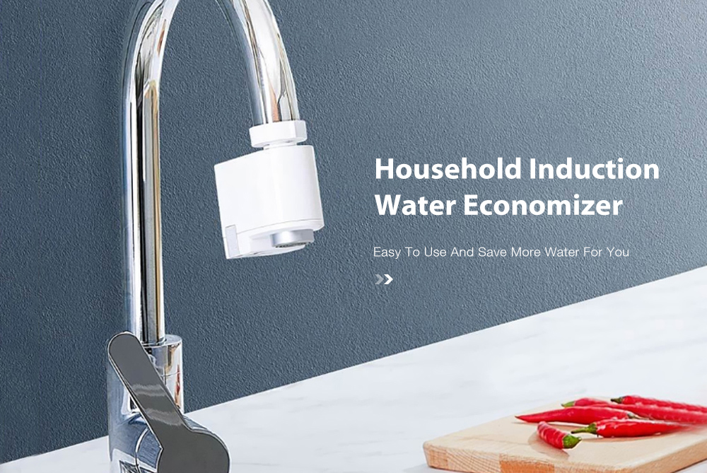 Household Induction Water Economizer- White