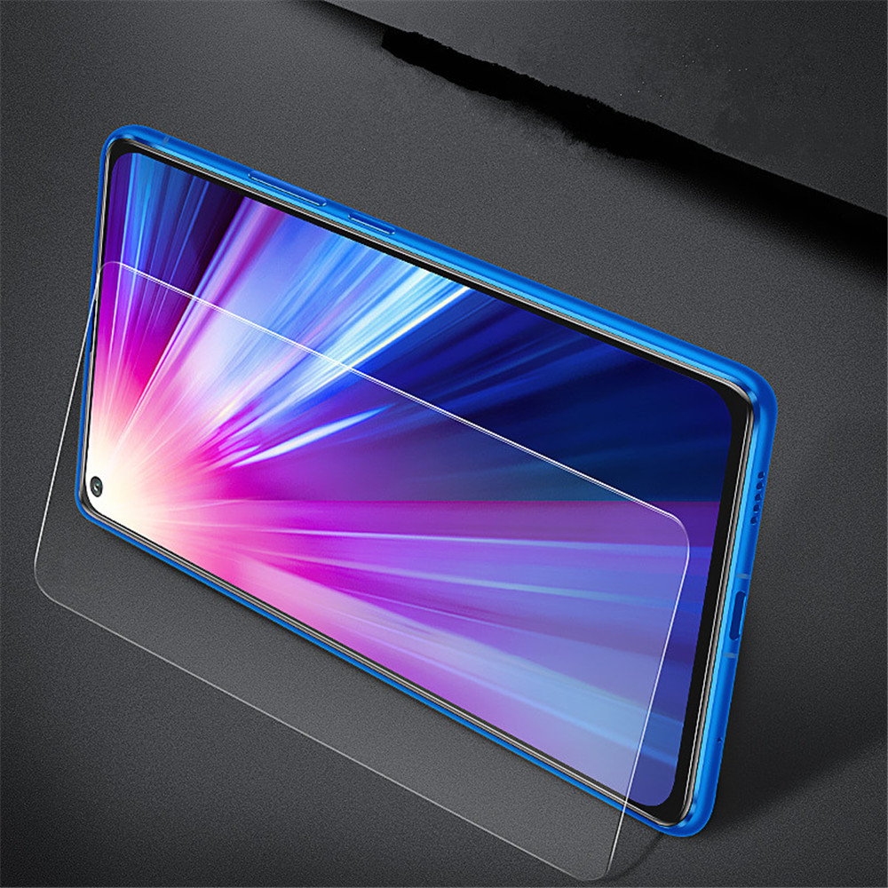 Transparent Tempered Glass Screen Protector for Huawei Honor 20 Pro- Transparent