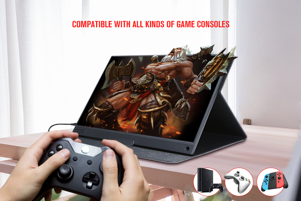 Tbao T15a 15 6 Inch Ips Portable Monitor