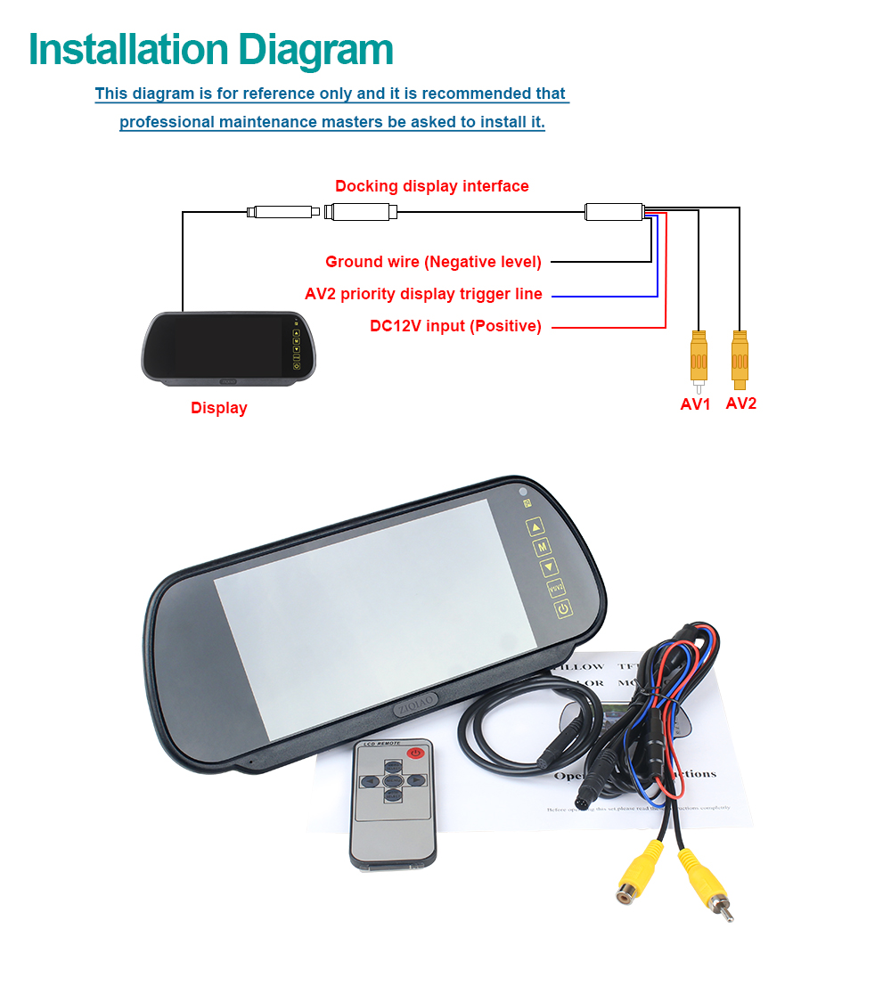 ZIQIAO 7 Inch Color TFT LCD Widescreen Touch on Car Rearview ... on 7 inch lcd screen, 7 inch screen phone, 7 inch lcd tv, 7 inch samsung, 7 inch security monitors, 7 inch monitor service, 7 inch hdtv, 7 inch touchscreen monitor, 7 inch keyboard, led monitor, 7 inch touch monitor, 7 inch touch panel,