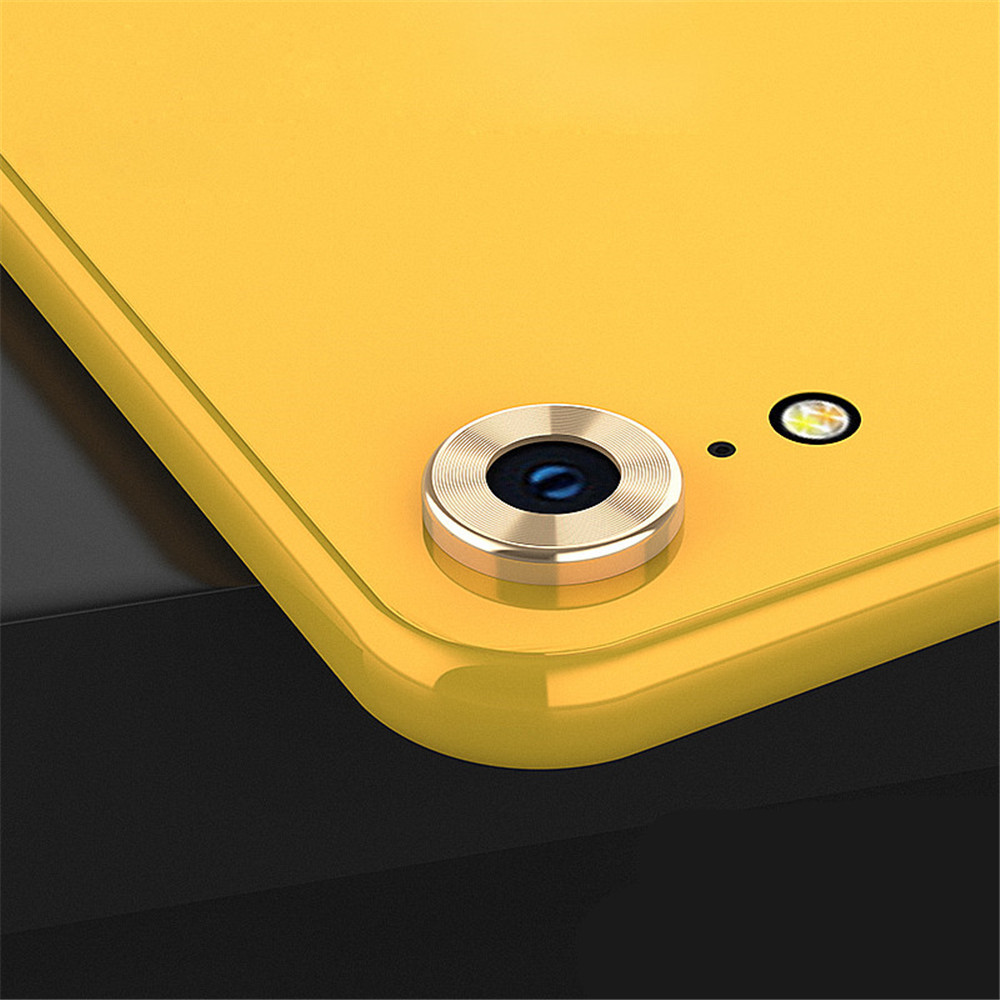 Camera Lens Protective Ring for iPhone XR- Blue