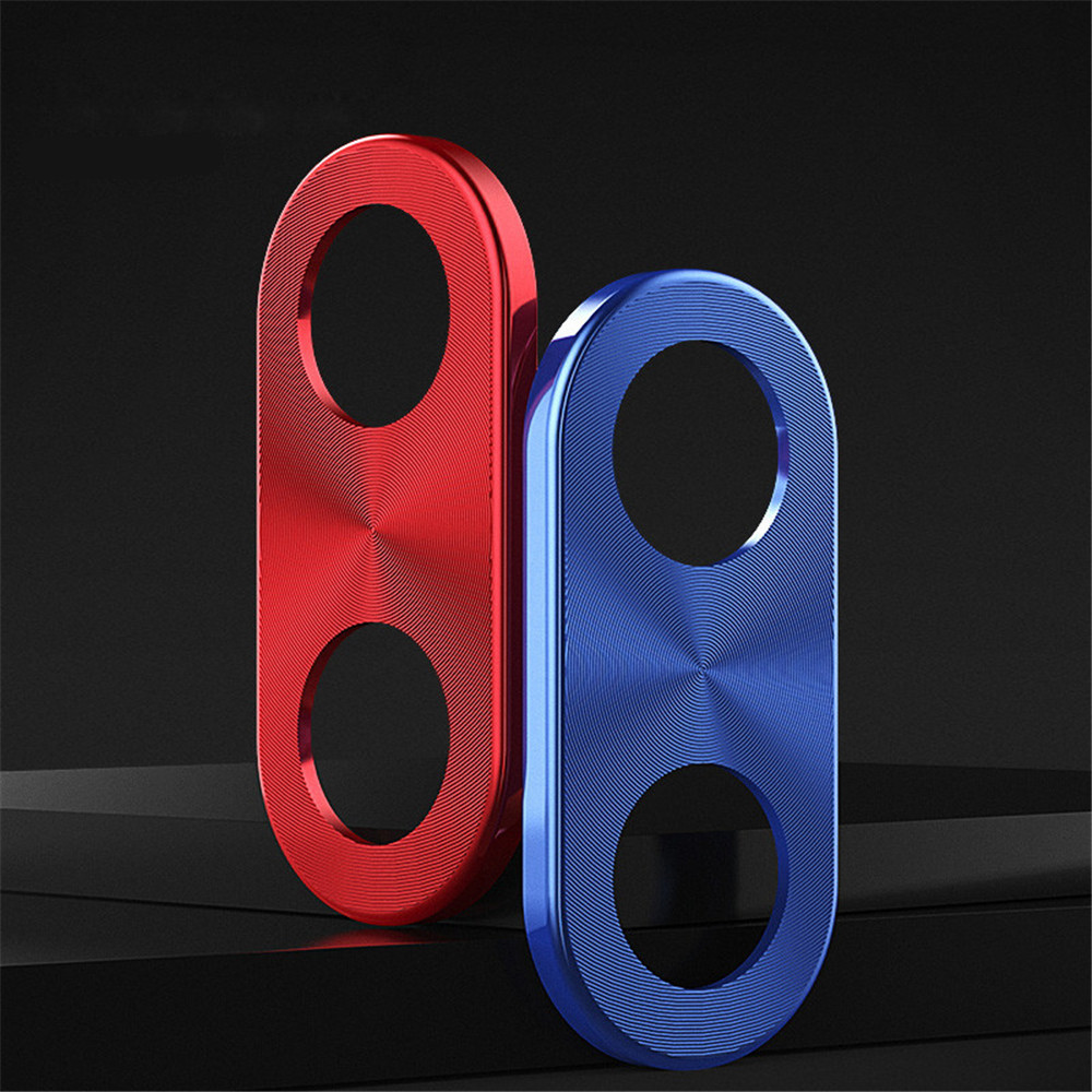 Camera Lens Protective Ring for Huawei P20 Pro- Blue