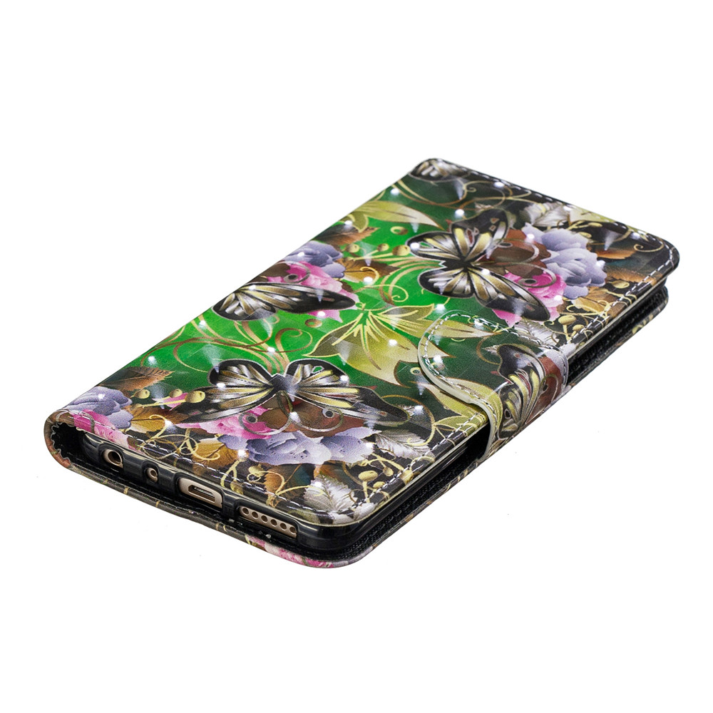 3D Painted Full Protection Phone Case for Xiaomi Redmi Note 5 / Note 5 Pro- Multi-C