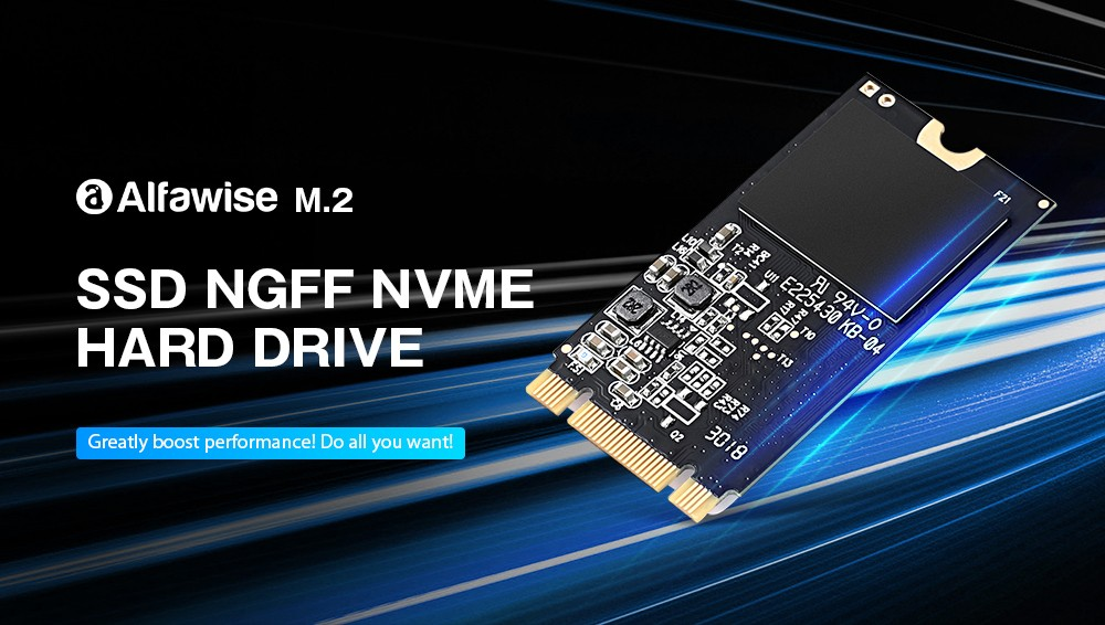 Alfawise High Speed ​​High Capacity Storage Series- Multi-A 128GB