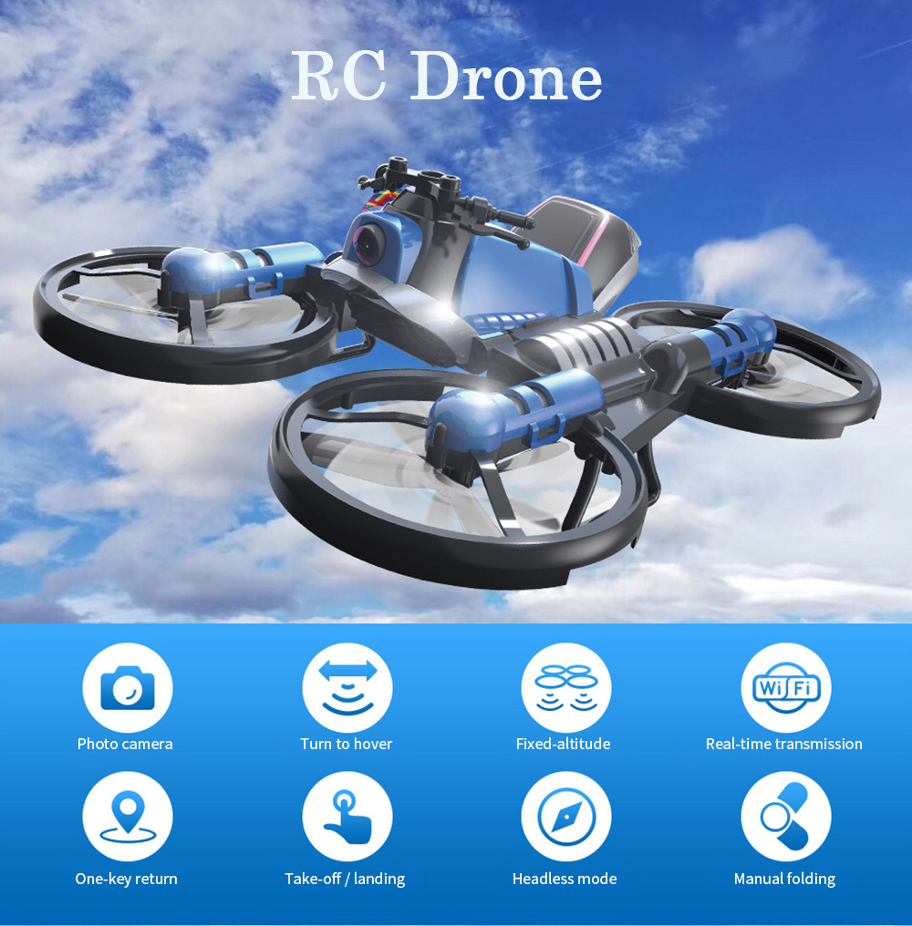 Toys & Games Other RC Parts & Accs research.unir.net RC Drone ...