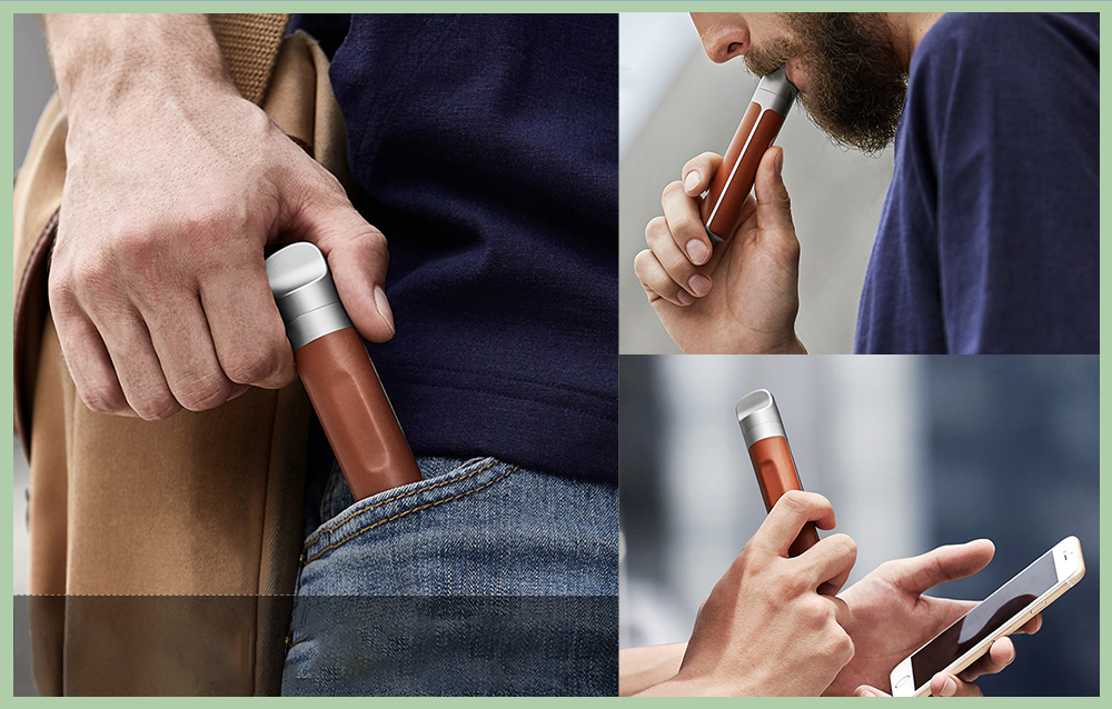 Laan I Smart Vapor Pod Kit 1300mAh- Brown