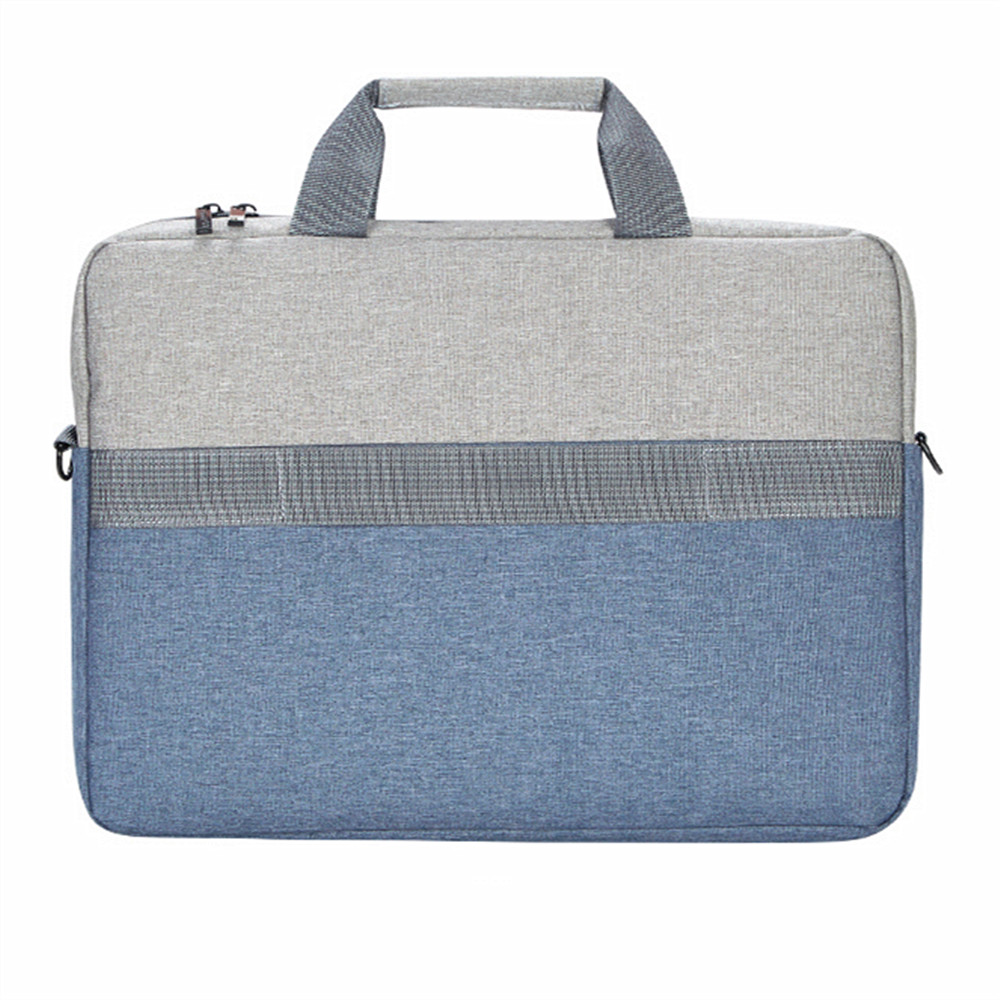 Portable Large Capacity Computer Bag for 14 Inch /15.6 Inch Laptop- Deep Blue 14 INCH