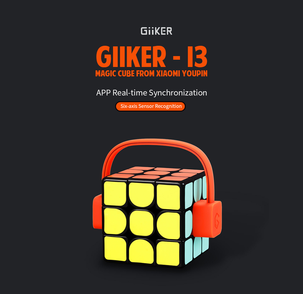 Giiker - i3 | Magic Cube from Xiaomi youpin