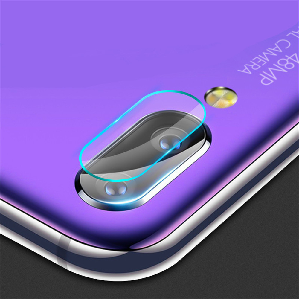 Screen Protector + Lens Protective Film for Xiaomi Redmi Note7/Note 7Pro/Note 7S- Transparent