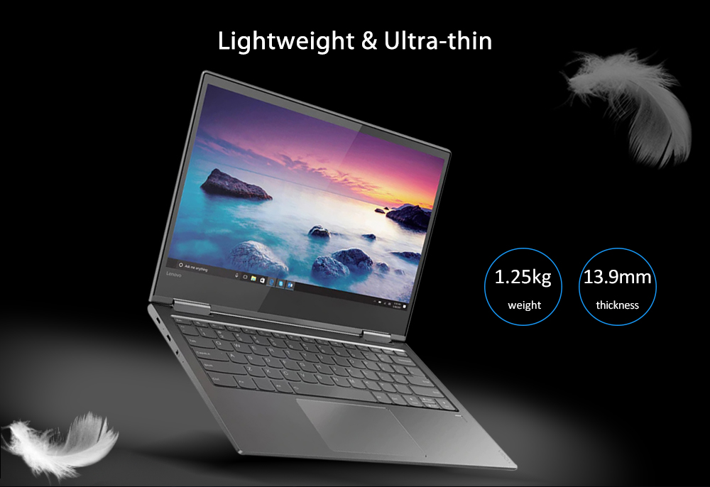 Lenovo YOGA 730 - 13 13 3 inch Laptop