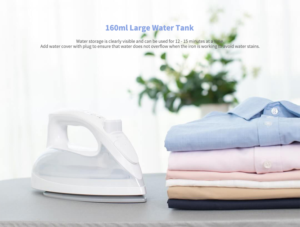 Lofans YPZ - 7878 Household Cordless Steam Iron from Xiaomi youpin- White
