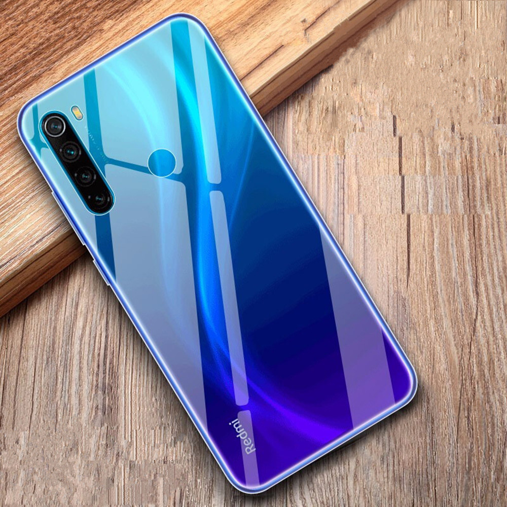 Phone Case For Xiaomi Redmi Note 8 Transparent Cases Covers Sale Price Reviews Gearbest