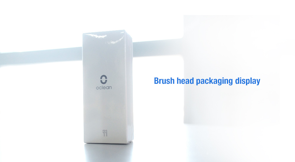 Oclean PX03 Brush Head 2pcs for Z1 / X / SE / Air / One Electric Sonic Toothbrush- Rose