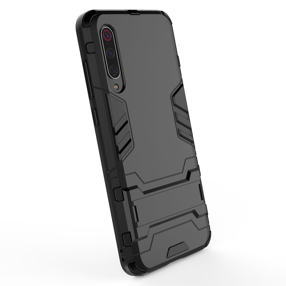 Shockproof Protection Armor Phone Case for Xiaomi Mi 9 Pro- Cadetblue